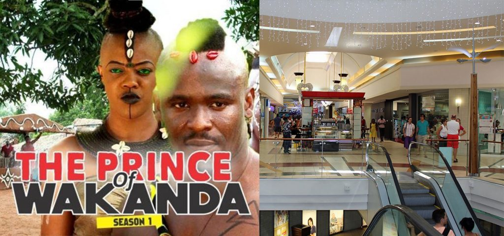 BOOK EXTRACT: Nollywood Vs Mall Mania