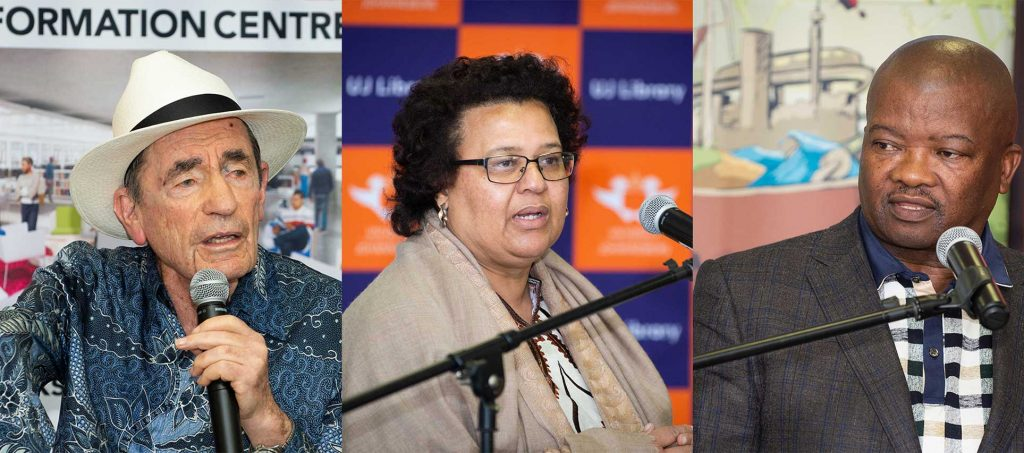 Holomisa, Sachs and Sisulu praise Madiba at UJ dialogue
