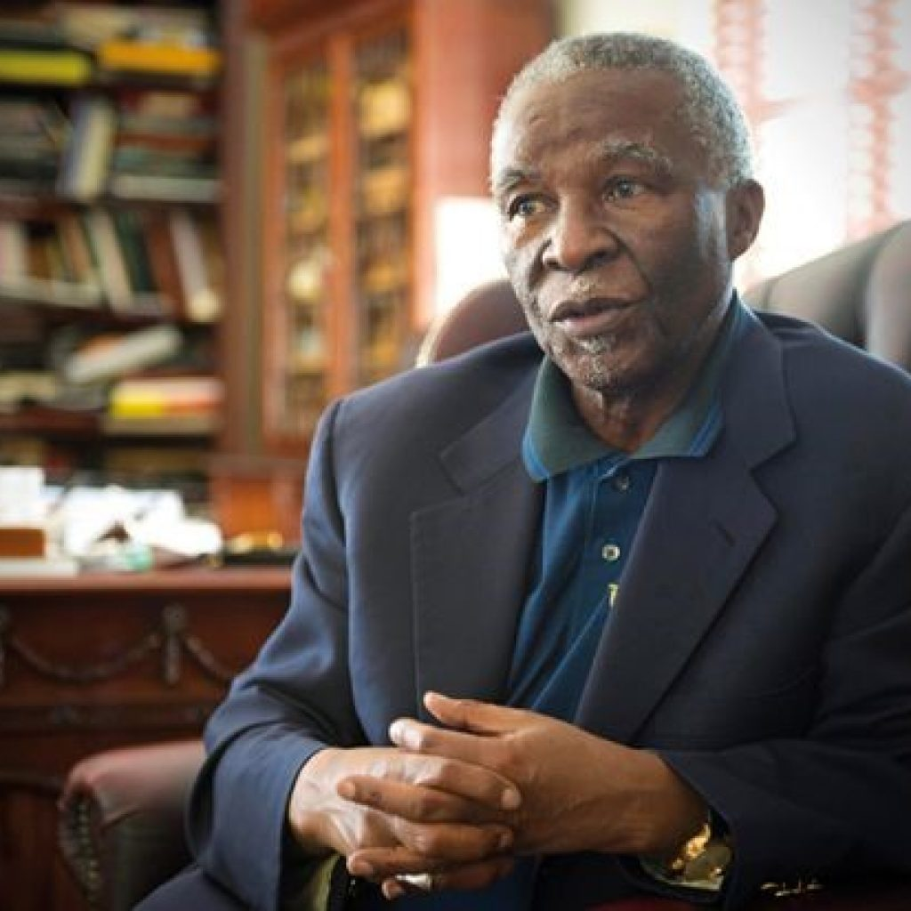 New Mbeki critique a welcome contribution to the field