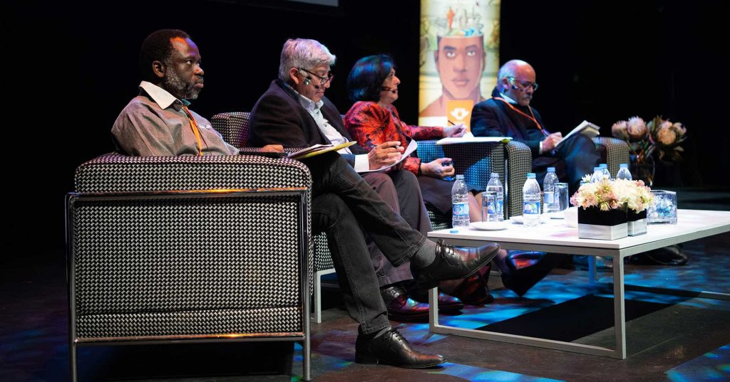 Photo Ivory Tower conference