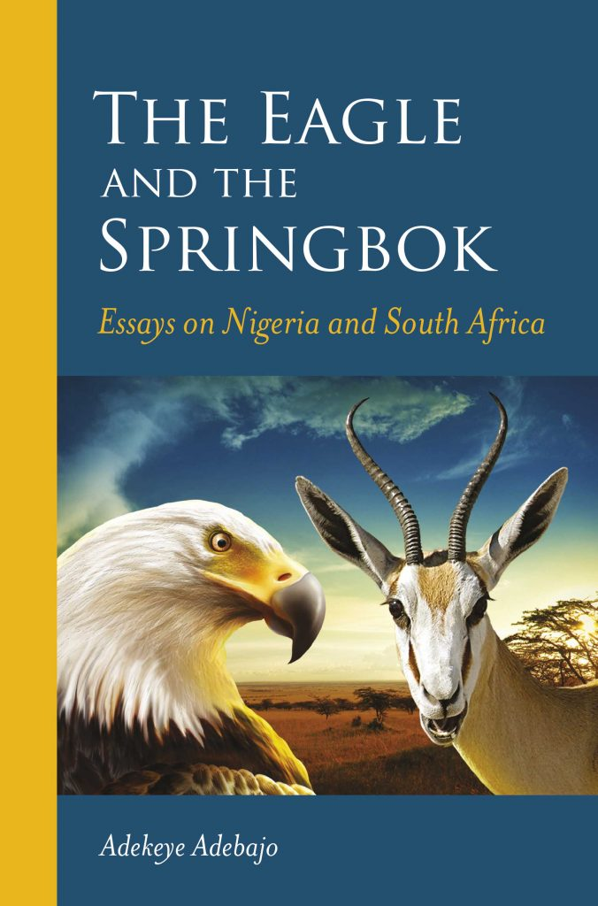 The eagle and the springbok: essays on Nigeria and South Africa
