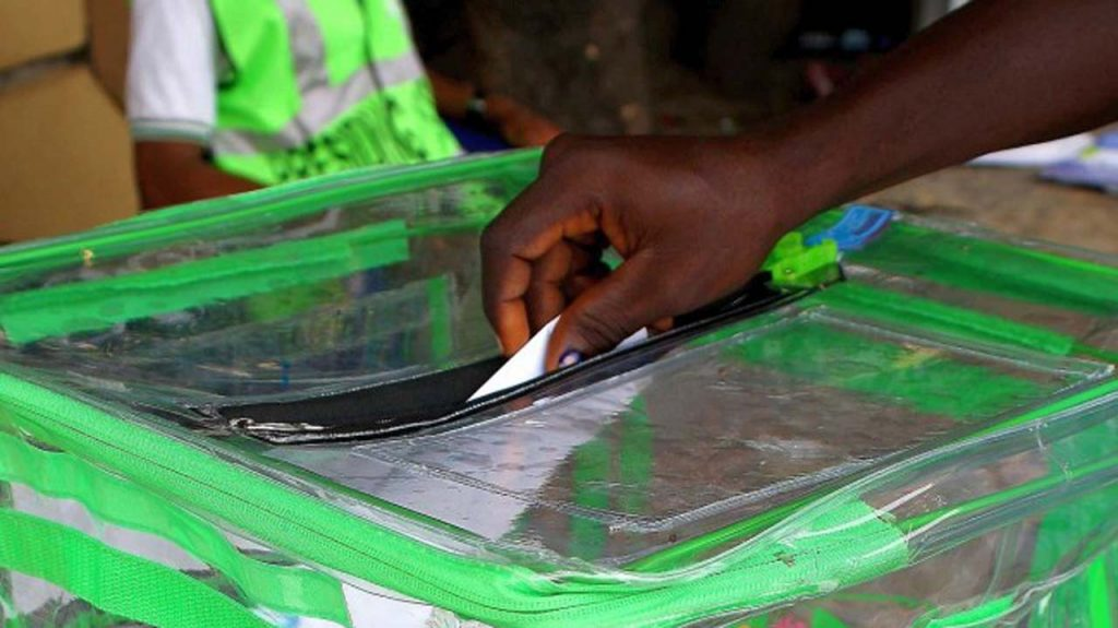 Nigeria's Curious Election